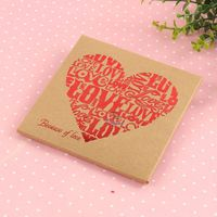 popular recycled paper cd dvd gift boxes