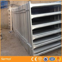 heavy duty Hot dipped galvanized sheep/cattle/goat/horse yard panels livestock panel china