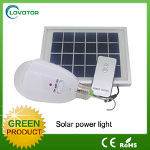 Outdoor control kit solar led lamp 500m Visible distance