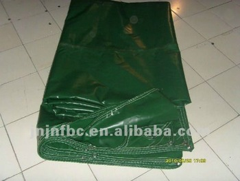 Hot sale Waterproof PVC coated tarpaulin