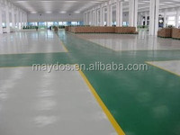 Maydos dustfree heavy duty liquid epoxy for cememt floor coating