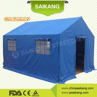 SKB-4B005 2015 China Inflatable Family Relief Tent At A Low Price