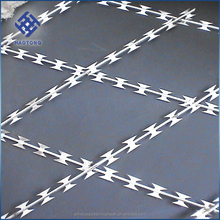 factory supply barbed tape razor wire