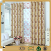 Customized size and color beautiful curtain import from china