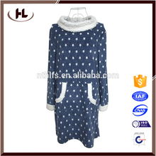 Quality long flannel nightgowns for women