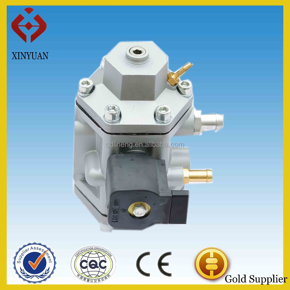 bus/taxi/truck/conversion kit cng reducer/regulator
