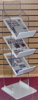 Acrylic Holder,Acrylic Leaflet Holder,Newspaper Stand