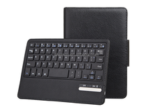 cell phone accessories factory in china leather keyboard case for iPad mini