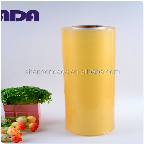 2016 pvc cling film with self adhesive for malaysia pallet stretch film