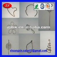 Various shape customized Steel Spring wire formed,decorative wire form ISO2008/SGS/RoHS