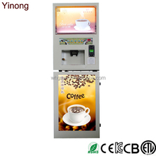 Popular 8 selections coffee maker beverage vending coffee machine