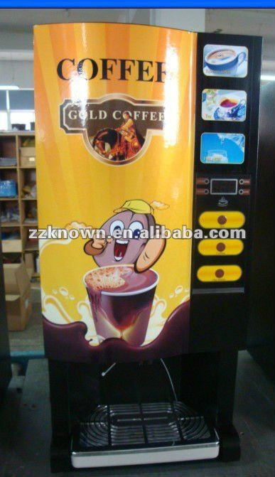 Table Top mini Coffee Vending Machine for hotel