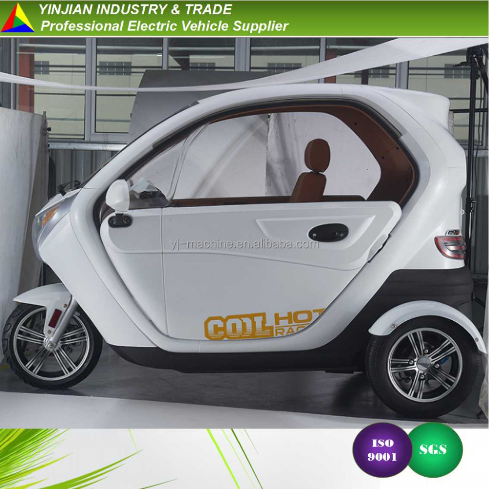 Popular City Three Wheeler Mobility Scooter,Electric Motor Tricycle,E Trike for Commuter