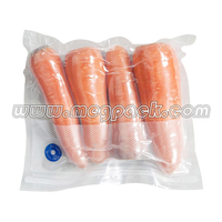 Embossed vacuum bag manufacture PE+PA material foodsaver kitchen vacuum sealer bags