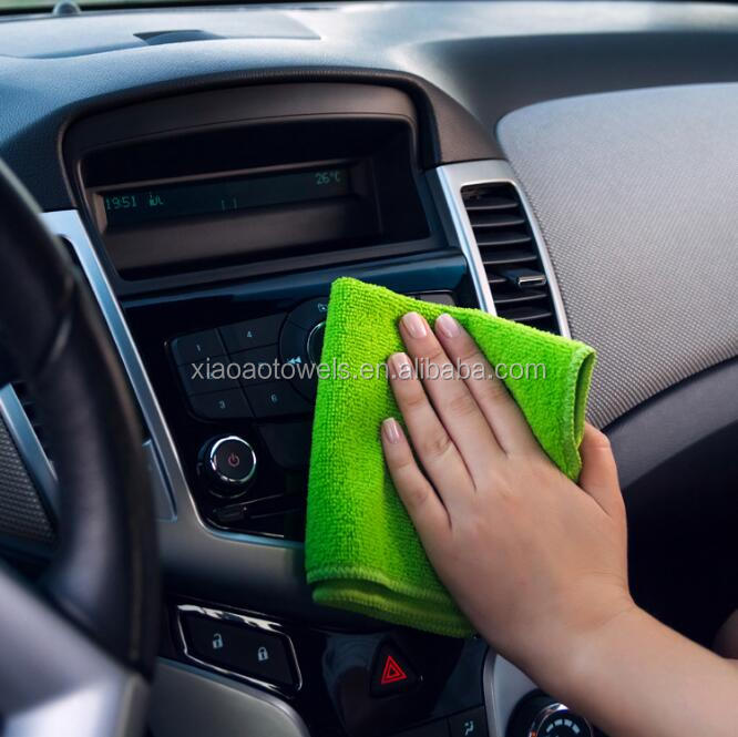 Best seller low price microfiber car cleaning towel