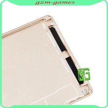 Low price batter housing door cover for iPad Air 2 back housing cover case, Paypal acceped