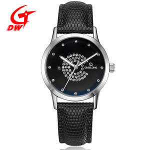 ODM customized design women diamond watch japan hot selling item