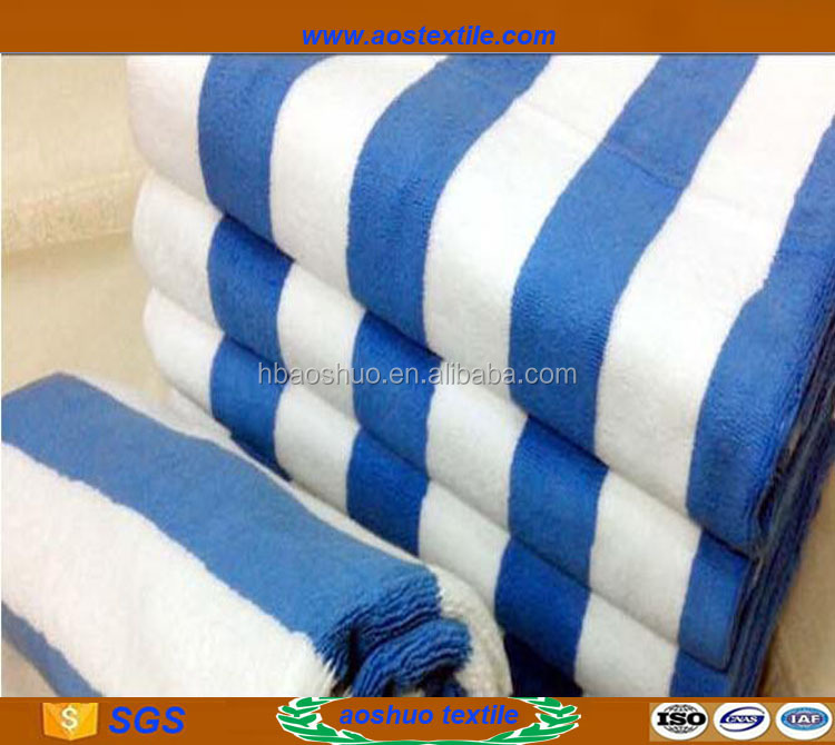 160*80 cotton beach towels Cotton Terry Organic Beach Towel