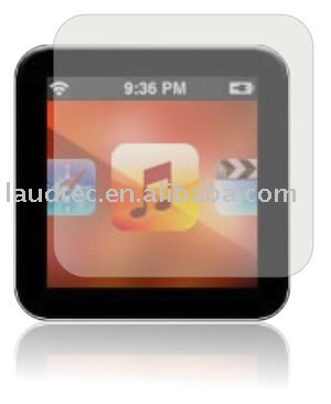Anti-Glare Screen Protector for iPod Nano 6 6th