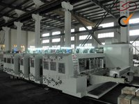GIGA LX308 used corrugated carton box making machine