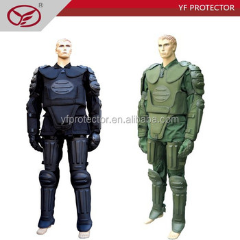 Police Equipment Riot Control Suit