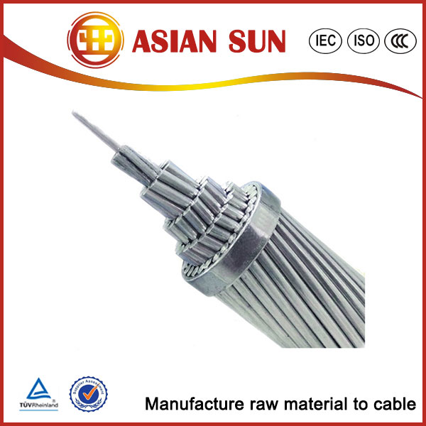 High Voltage Overhead Cricket Aluminum Stranded Cable Wire AAC Conductor