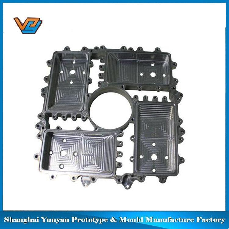 Excellent quality customized oem aluminum cnc milling work