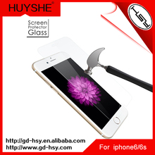 New product mobile phone accessories full cover anti-blue light tempered glass screen protector for iphone 6