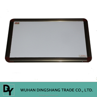 Schools and offices of the available aluminum frame whiteboard