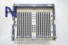 Huawei 21inch MA5680T MA5680 GPON/EPON OLT equipment with 2*PRTE 2*SCUN 2*X2CS and 16*GPFD class c+