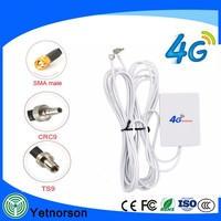 4G/3G LTE Antenna TS9 for mifi 4G LTE External Antenna SMA Connector For B593 Wireless Gateway HUAWEI