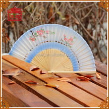 competitive price Chinese Silk Fans for weddings dance gift GYS800-1
