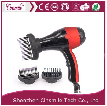 newest hair dryer ionic function