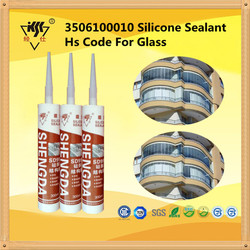 China Wholesale 3506100010 silicone sealant hs code for glass