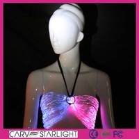 fiber optic clothing latest sexy low cut tops for women