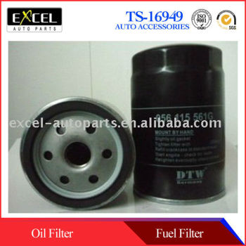 2014 high quality whole for Volkswagen OEM 06A 115 56AE engine oil filter