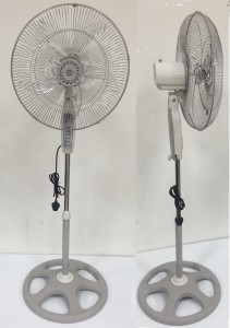 "18"" Crown Heavy Duty Industrial Stand Fan EK-1803"
