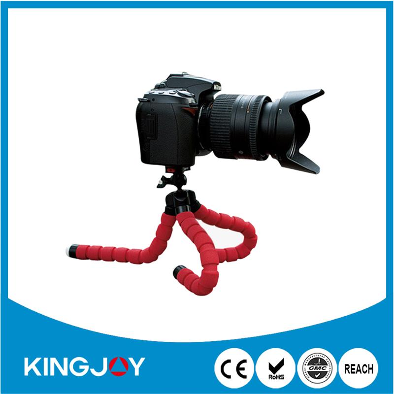 Mobile Phone Accessoires Octopus Tripod Kingjoy KT-600 with Ball Head