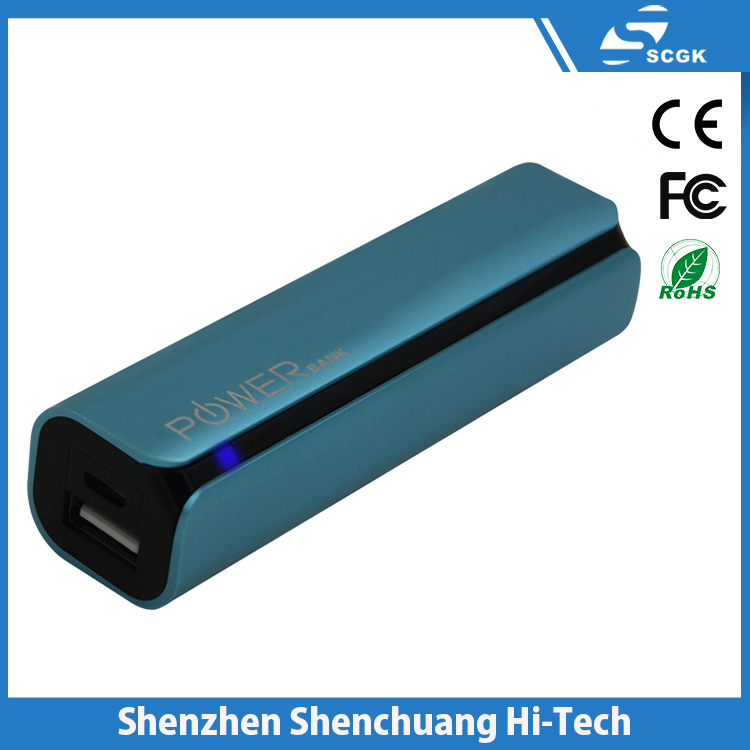 Mobile Phone Accessories 2200Mah Rechargeable Power Bank for Tablet iPad