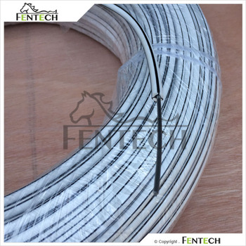 Fentech high strength security farm electric fence/electric fence wire
