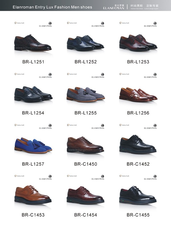 Men brand name loafers slip-on shoes with tassel guangzhou shoe factory