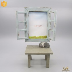 EV13397A Decorative Funny Custom Cheap Resin Latest Design Of Different Types Kids Family Baby Picture Photo Frame