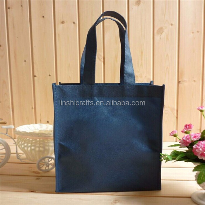 Popular promotional wholesale custom shopping bag