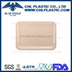 Wholesale plastic tray for restaurant