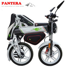 PT-E001 China Brushless Motor and 31 - 60 km Range Per Power offroad Electric Bike