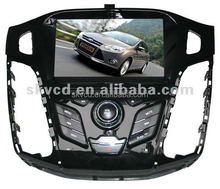 Replacement Car Radio with DVD/GPS/Bluetooth/TV, OEM-Fit for Ford Focus 2012