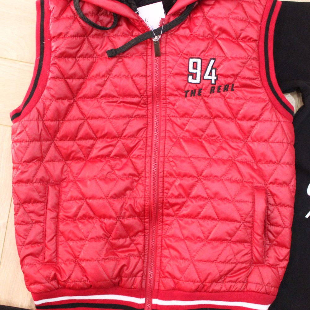 Kids 3pcs Fleece Sport Set