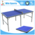 Mini children table tennis table