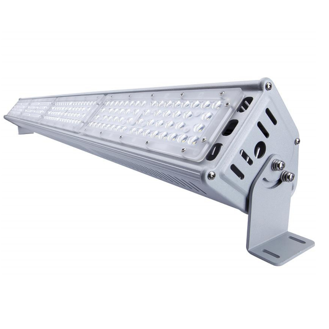 LED light 200W fixtures linear project new design smd linear high bay lights