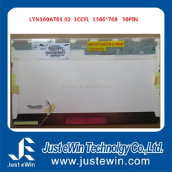 "16"" Brand New 16.0 inch CCFL Laptop LCD screen LTN160AT01 LTN160AT02"